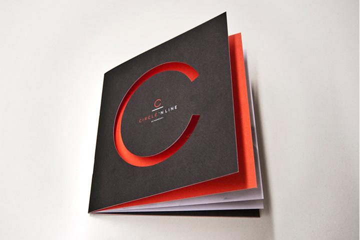 Folder Circle'n line